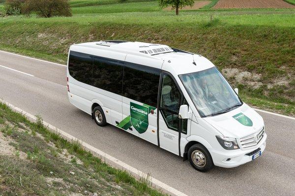 Genziana Viaggi - Taxi e bus  Sarnonico (Fondo - Mendola)