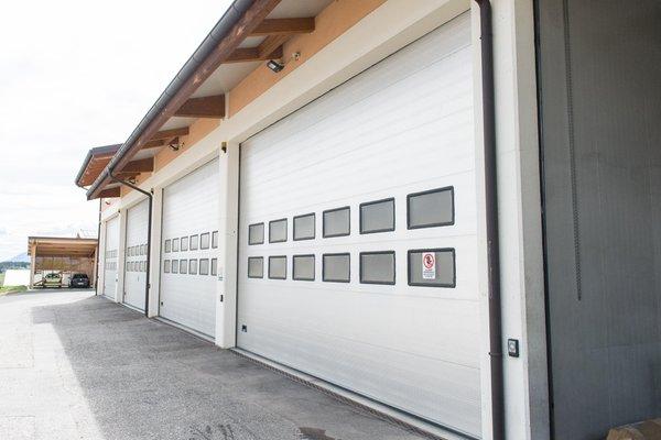 Foto del garage