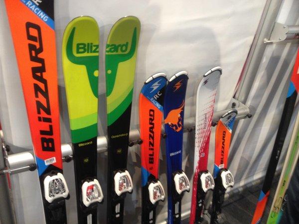 Foto di alcuni dettagli Centro Snowboard Z-ONE