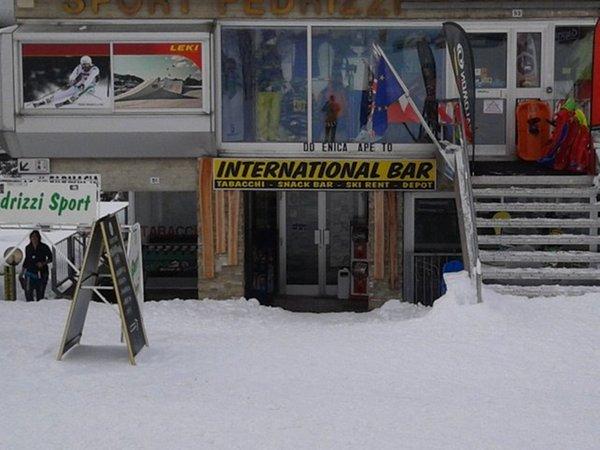 Foto esterno in inverno Cavallero