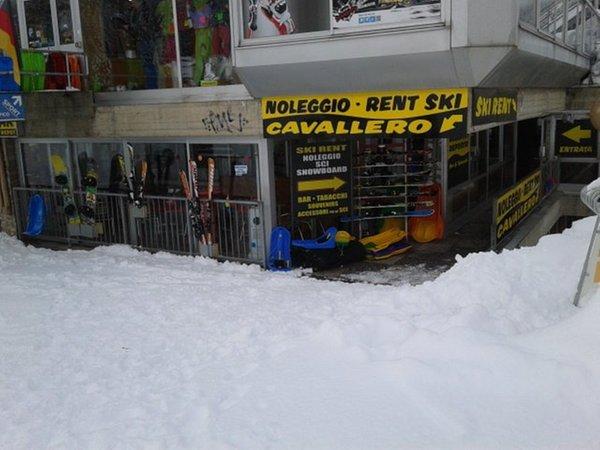 Foto di presentazione Cavallero - Noleggio sci e snowboard
