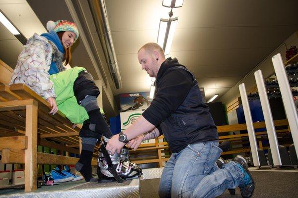 Ski Art Daolasa - Skiverleih  Commezzadura