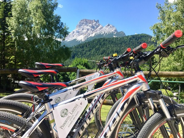 Summer activities Cortina and surroundings