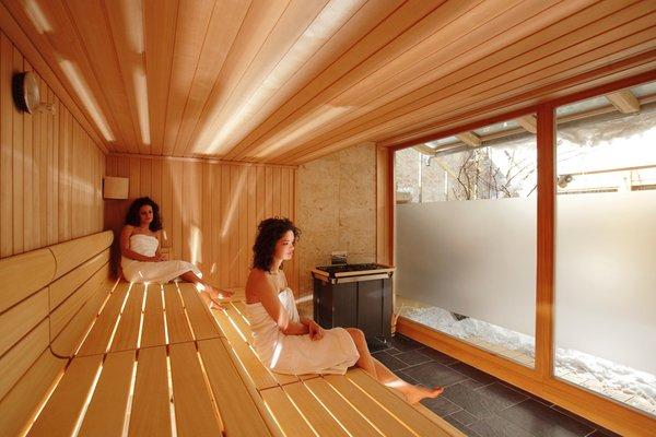 Photo of the sauna San Vito di Cadore