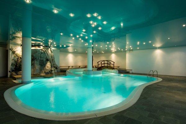 La piscina Parkhotel Ladinia - Hotel 4 stelle