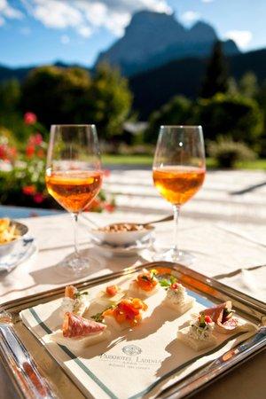 Ricette e proposte gourmet Parkhotel Ladinia