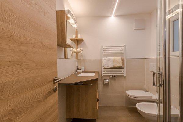 Foto del bagno Appartamenti Ciasa Vilin e dep. Ciasa Ruances