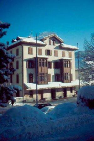 Winter Präsentationsbild Hotel Alemagna
