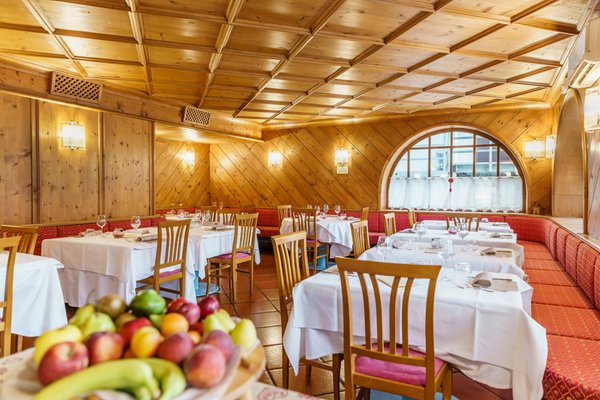 Il ristorante San Vito di Cadore Alemagna