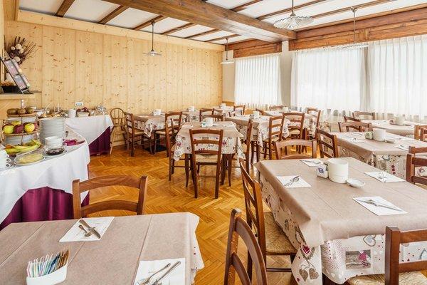 Das Frühstück Hotel Alemagna