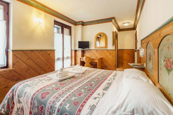 Foto vom Zimmer Hotel Alemagna