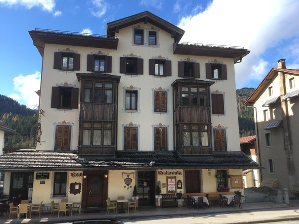 Foto estiva di presentazione Hotel Alemagna