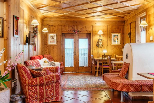 Foto der Stube Hotel Alemagna