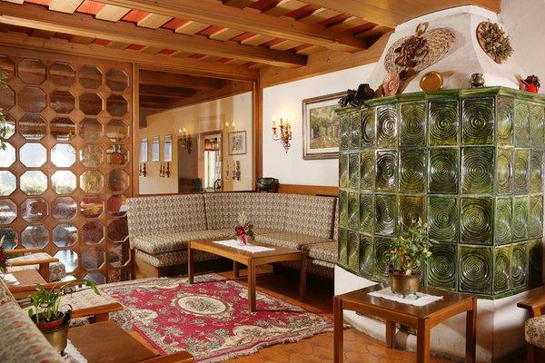 Die Gemeinschaftsräume Hotel Cima Belprà