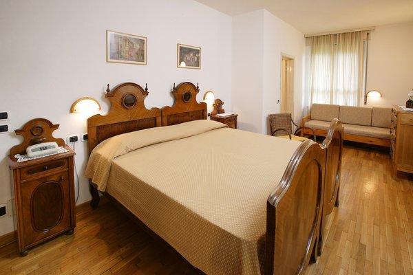 Foto vom Zimmer Hotel Cima Belprà