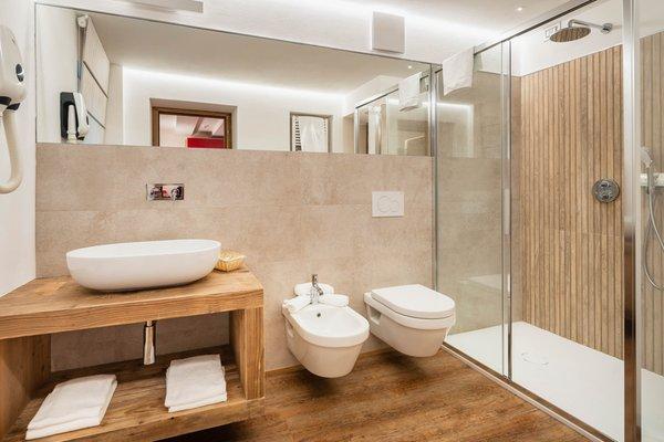 Foto del bagno Hotel Cima Belprà