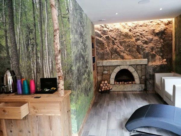 Foto vom Wellness-Bereich Hotel Cima Belprà