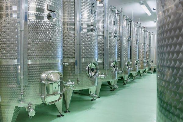 Wine cellar Varna / Vahrn Strasserhof