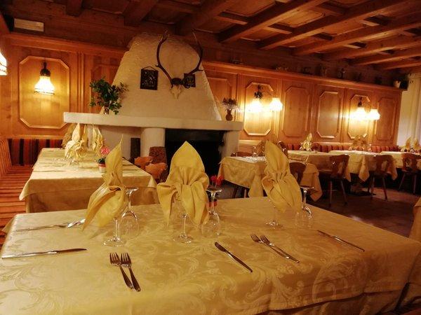 Das Restaurant San Vito di Cadore Il Cardo