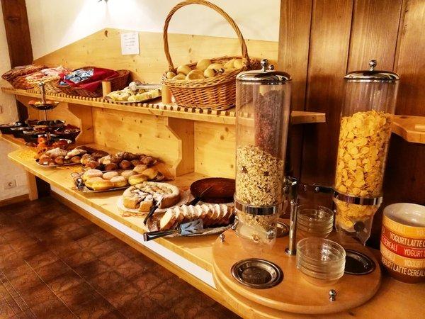 Das Frühstück Hotel Il Cardo