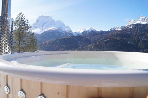 Foto vom Wellness-Bereich Hotel Il Cardo