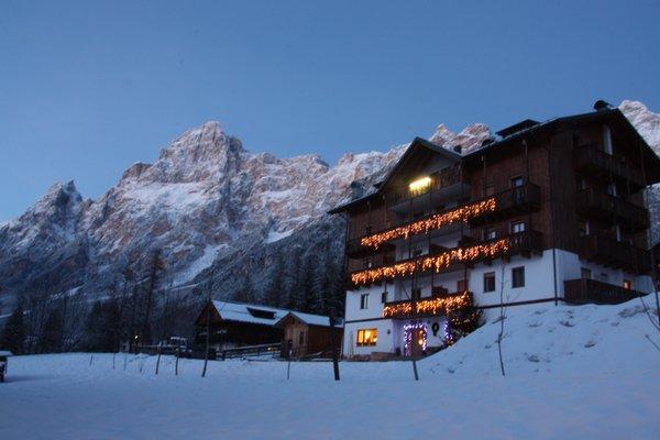 Foto invernale di presentazione Oasi - Hotel 3 stelle