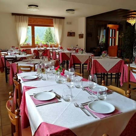 The restaurant San Vito di Cadore Oasi