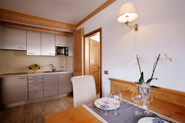 Foto della cucina Villa Ladinia