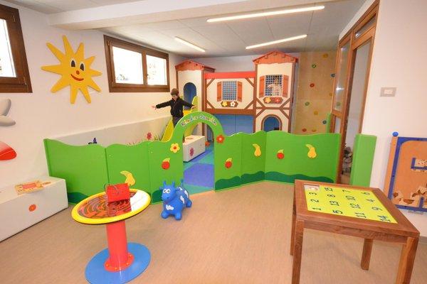 La sala giochi Residence Penié