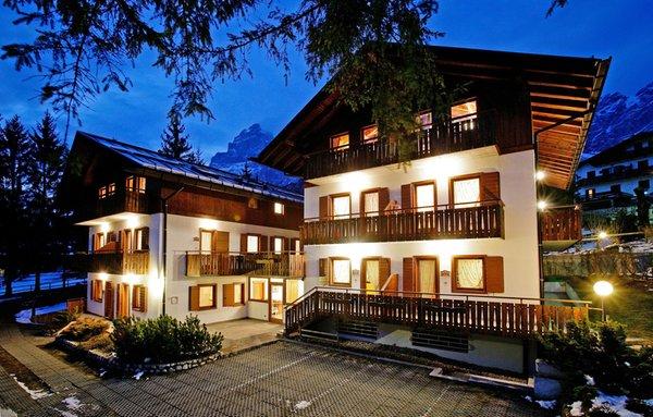 Foto invernale di presentazione Penié - Residence 2 stelle