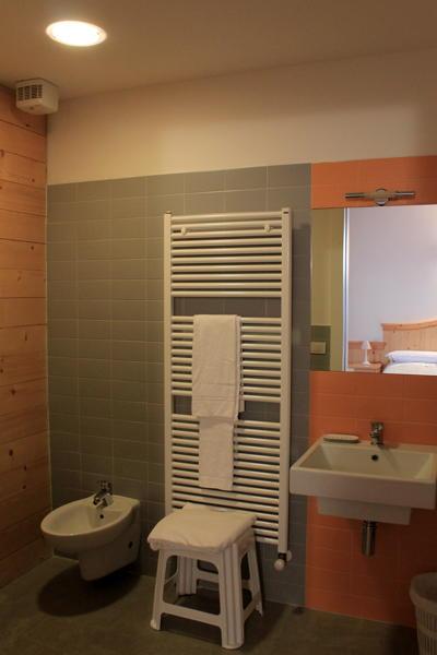 Foto del bagno Albergo Baita Deona