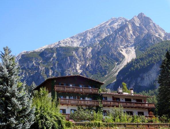 Foto estiva di presentazione Villa Belvedere - Appartamenti