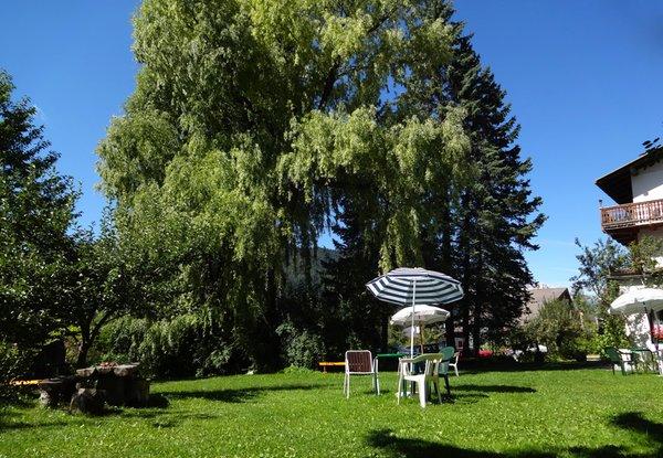 Foto del giardino San Vito di Cadore - Belvedere Resinego Alto
