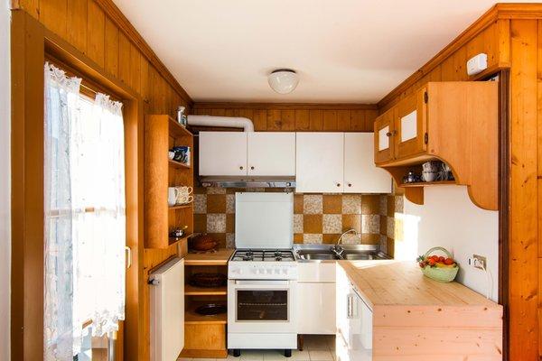 Foto della cucina Villa Belvedere