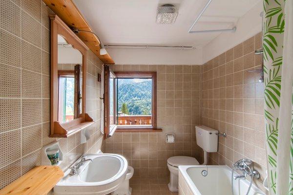 Foto del bagno Appartamenti Villa Belvedere