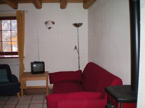 La zona giorno Villa Clelia - Appartamenti