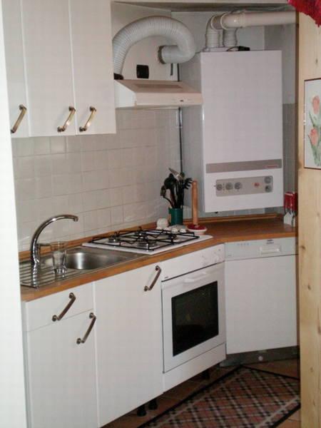 Foto della cucina Villa Clelia