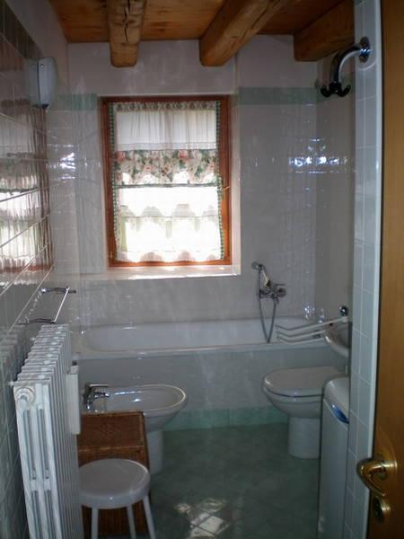 Foto del bagno Appartamenti Villa Clelia