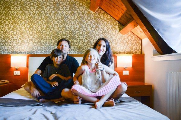Foto della camera Hotel Il Cervo