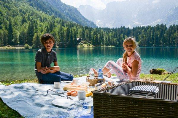 Summer activities Friuli Venezia Giulia Alps