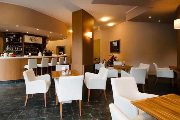 Foto del bar Hotel Il Cervo