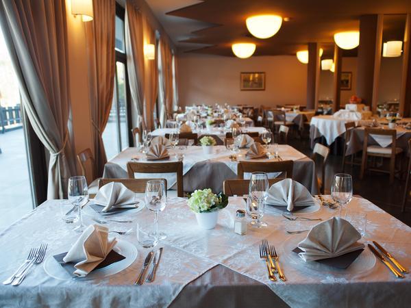 The restaurant Tarvisio Il Cervo