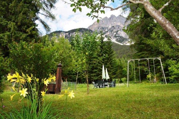 Foto del giardino San Vito di Cadore
