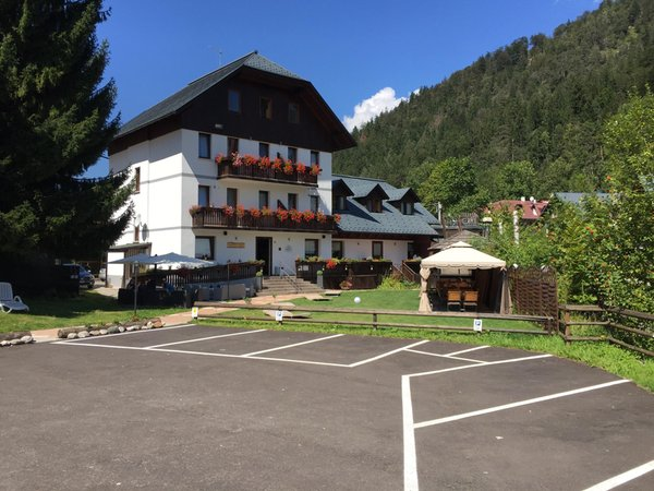 Summer presentation photo Hotel Tarvisio