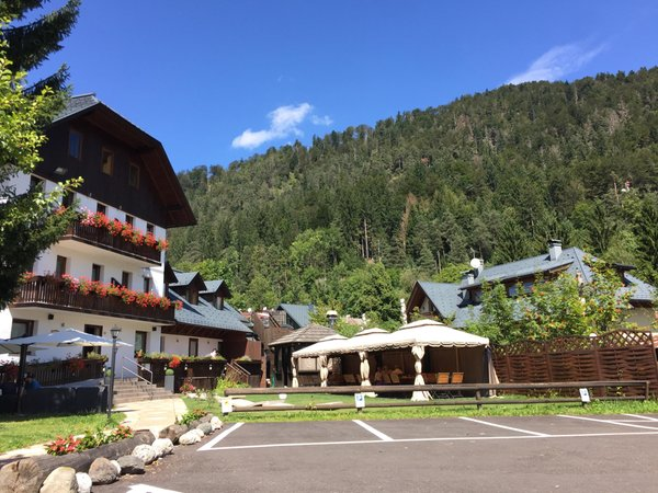 Photo exteriors in summer Tarvisio