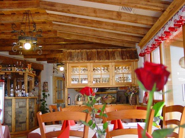 Il ristorante Malborghetto – Valbruna La Baita