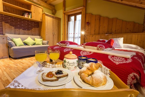 La colazione La Baita - Hotel 3 stelle