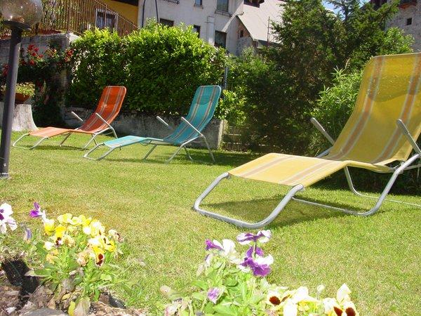 Foto del giardino Malborghetto – Valbruna