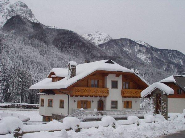 Foto invernale di presentazione La Baita - Hotel 3 stelle