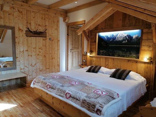 Foto vom Zimmer Hotel La Baita